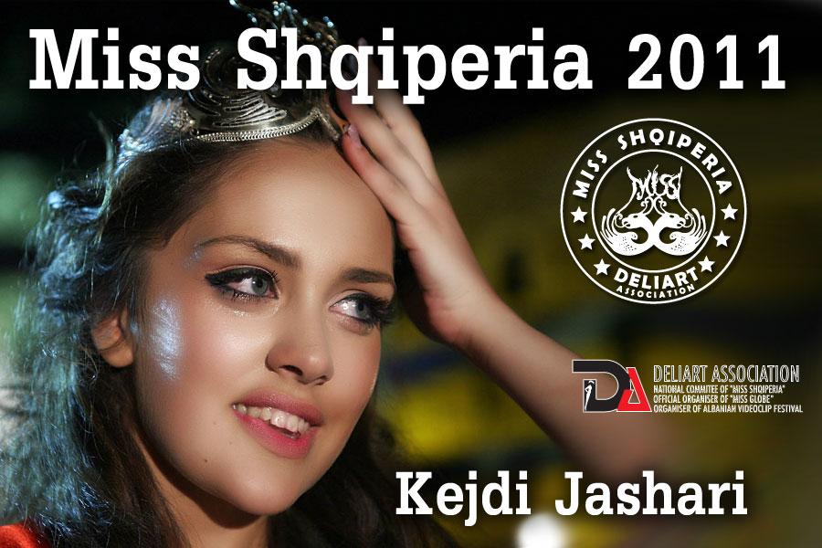 Miss Shqiperia 2011