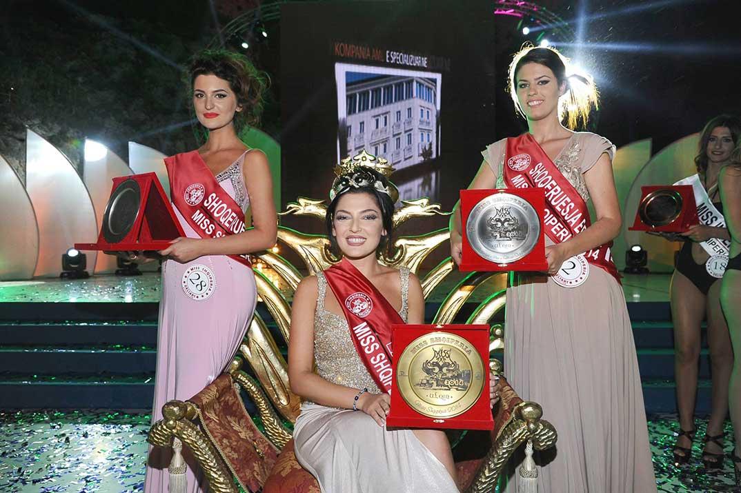 Miss Shqiperia 2014