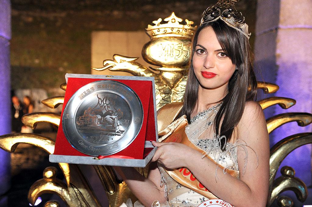 Miss Shqiperia 2013