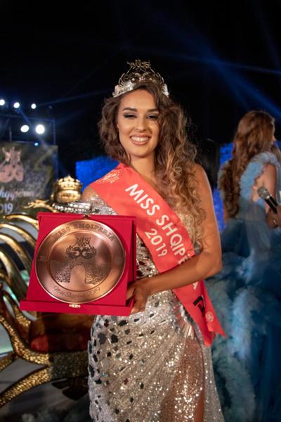 Miss Shqiperia 2019
