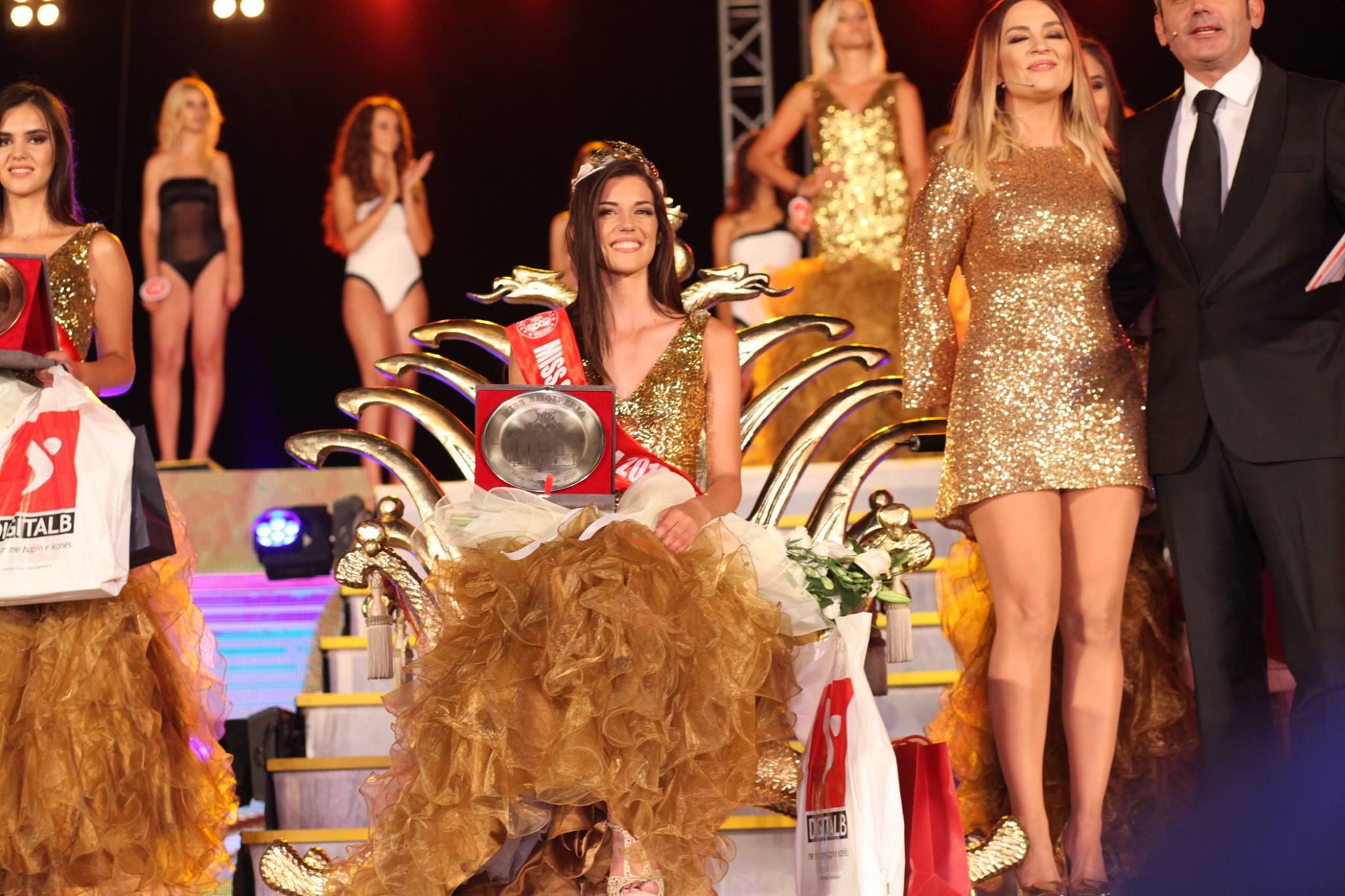 Miss Shqiperia 2016