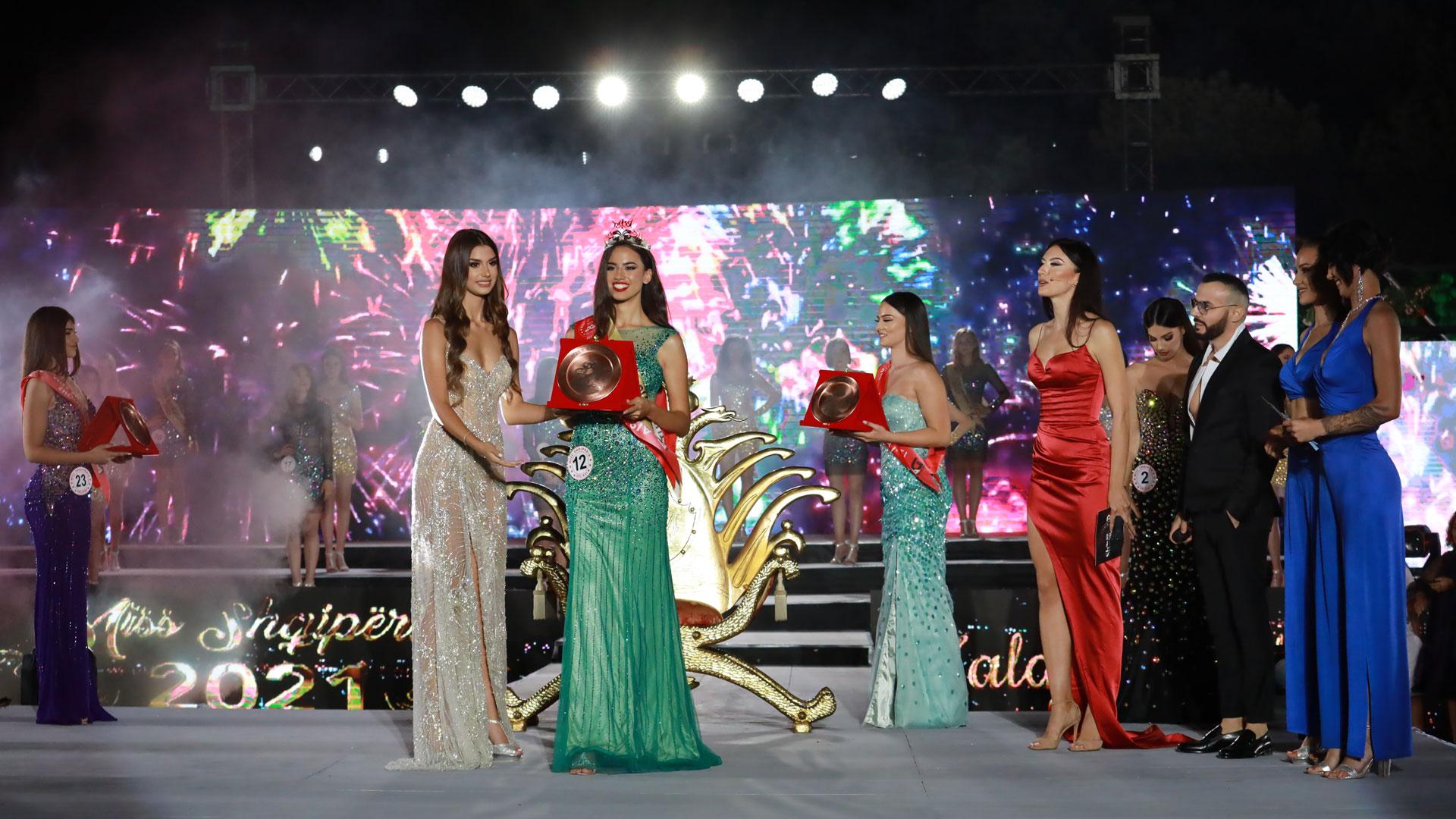 Miss Shqiperia 2021 | Lea Islamaj